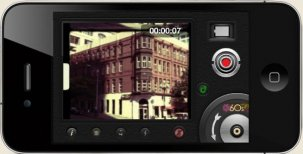 03 - Nexvio 8mm Vintage Camera HD iPhone
