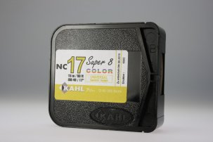 03 - Kahl Film Super8 - NC17 - Inversible Couleur