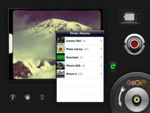 04 - Nexvio 8mm Vintage Camera HD iPAD