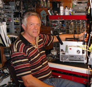 John White Projector Repair - UK {JPEG}