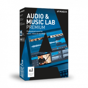 Audio & Music Lab Premium 2017 - Magix {PNG}