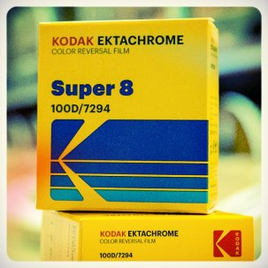 Pellicules Super 8 Kodak EktaChrome {JPEG}