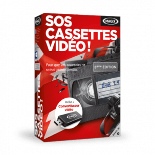 Magix SOS Cassettes Video {PNG}