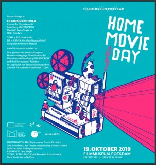 Home Movie Day 2019 @ Potsdam, Brandenburg, Deutschland {JPEG}
