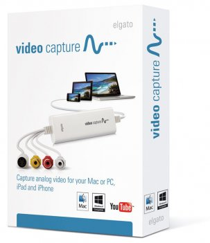 Elgato Video Capture MacOSX - Windows {JPEG}