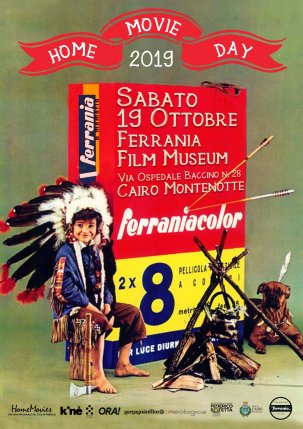 Home Movie Day 2019 @ Cairo Montenotte, Savona (SV) {JPEG}
