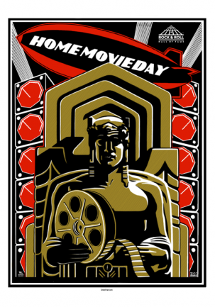 Home Movie Day 2019 @ Cleveland - Ohio {PNG}