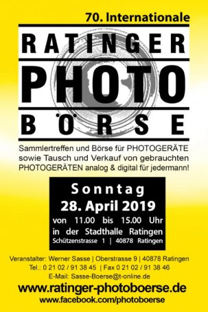 International Ratinger Photo Börse 2019 @ Ratingen {JPEG}